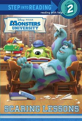 Cover of Monsters University: Scaring Lessons