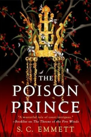 Cover of The Poison Prince