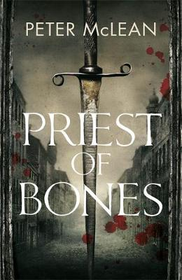 Book cover for Priest of Bones