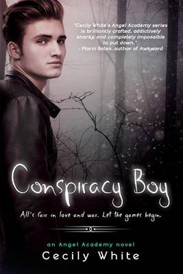 Cover of Conspiracy Boy