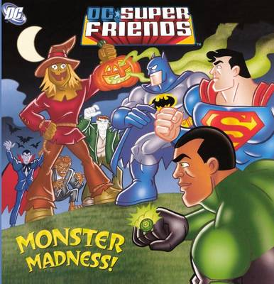 Cover of Monster Madness!