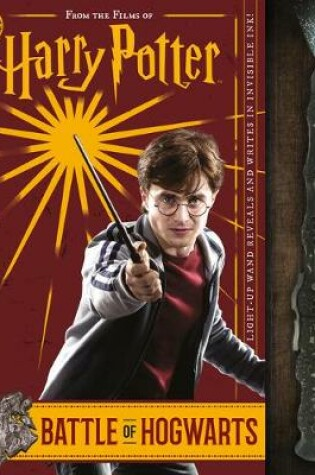 Cover of The Battle of Hogwarts and the Magic Used to Defend It (Harry Potter)