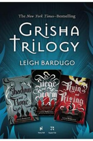 Cover of The Shadow and Bone Trilogy