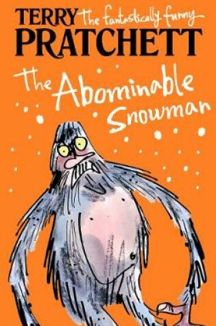 Cover of The Abominable Snowman