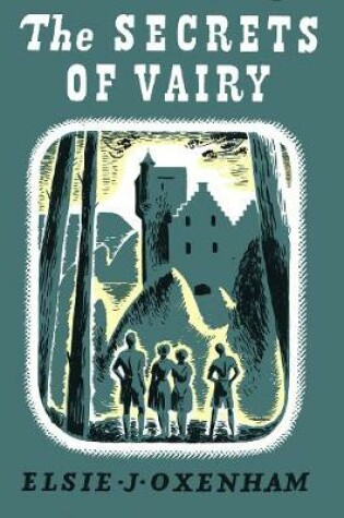Cover of The Secrets of Vairy