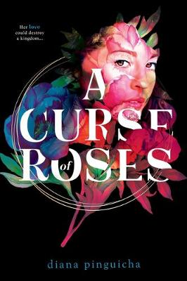 Book cover for A Curse of Roses