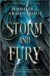 Book cover for Storm and Fury