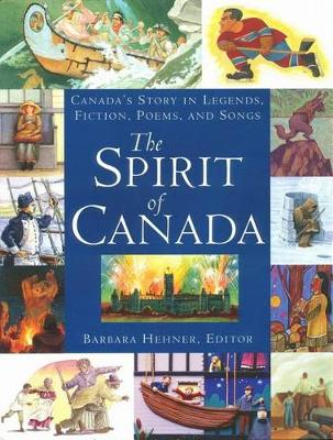 Cover of The Spirit of Canada
