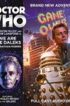 Book cover for We are the Daleks