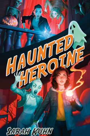 Cover of Haunted Heroine