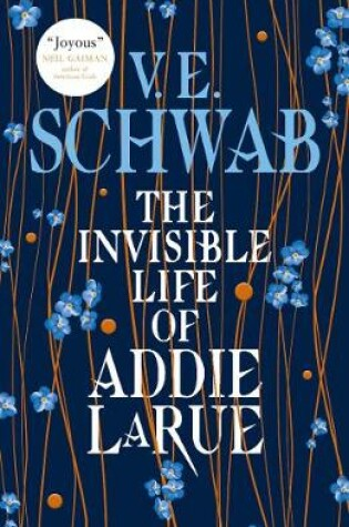 Cover of The Invisible Life of Addie LaRue