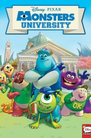 Cover of Monsters University
