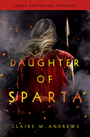 Cover of Daughter of Sparta