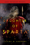 Book cover for Daughter of Sparta