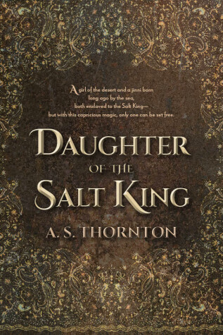 Book cover for Daughter of the Salt King