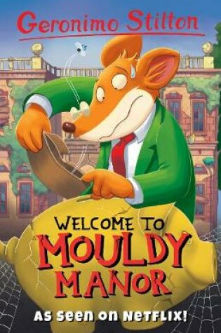 Cover of Welcome to Mouldy Manor