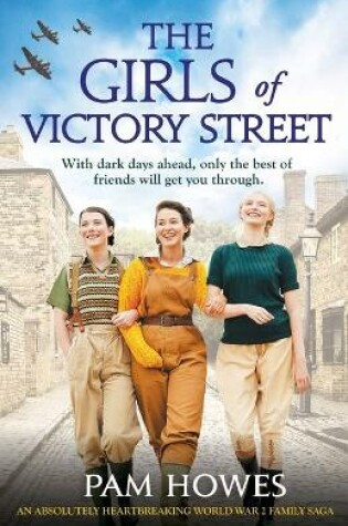 Cover of The Girls of Victory Street