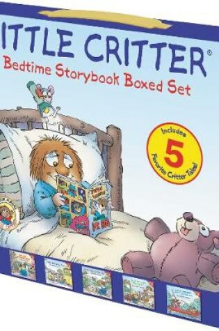 Cover of Bedtime Storybook Boxed Set