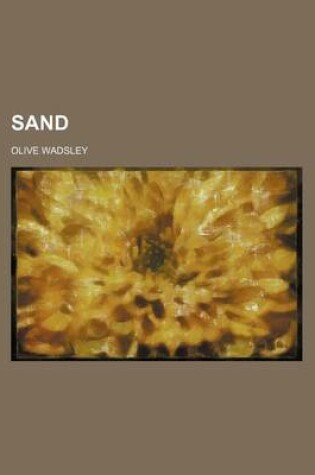Cover of Sand