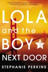 Book cover for Lola and the Boy Next Door