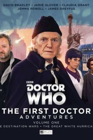 Cover of The First Doctor Adventures - Volume 1