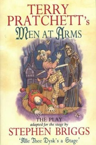 Cover of Men At Arms - Playtext