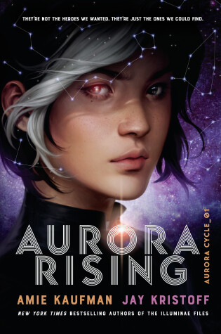 Cover of Aurora Rising