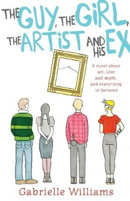 Cover of The Guy, the Girl, the Artist and His Ex