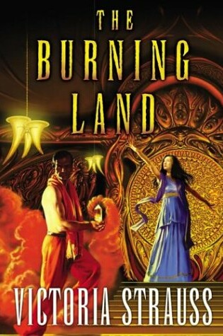 Cover of The Burning Land