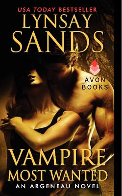 Cover of Vampire Most Wanted