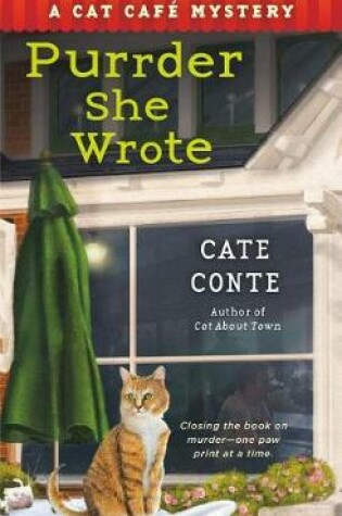 Cover of Purrder She Wrote
