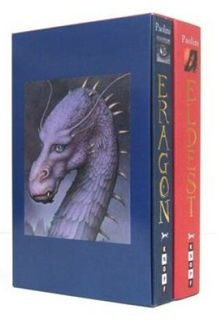 Cover of Eragon/Eldest Trade Paperback Boxed Set