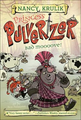 Book cover for Bad Moooove!