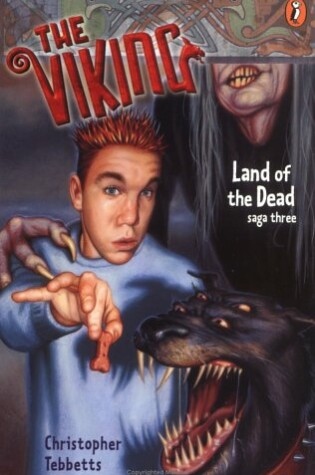 Cover of The Viking: Land of the Dead