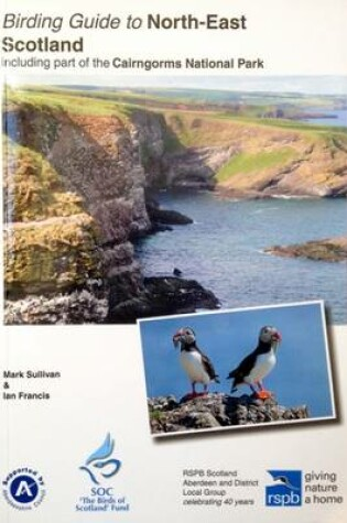 Cover of Birding Guide to North-East Scotland