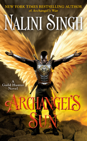 Cover of Archangel's Sun