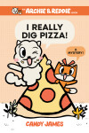Book cover for I Really Dig Pizza!