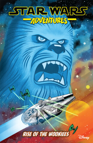 Cover of Rise of the Wookiees