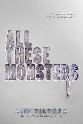Cover of All These Monsters