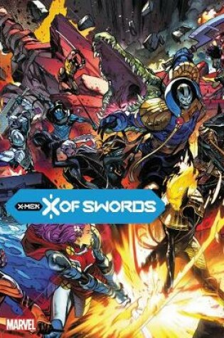Cover of X Of Swords