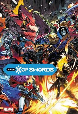 Book cover for X Of Swords