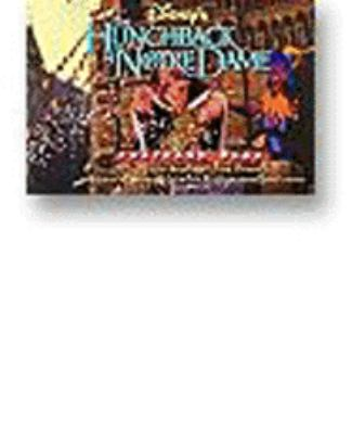 Book cover for The Hunchback of Notre Dame