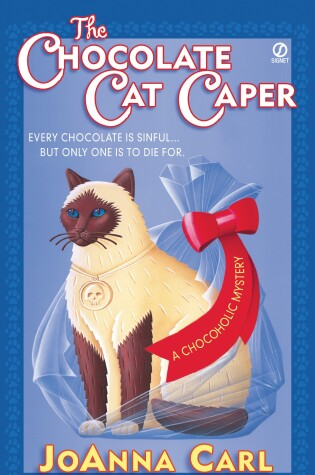 Cover of The Chocolate Cat Caper