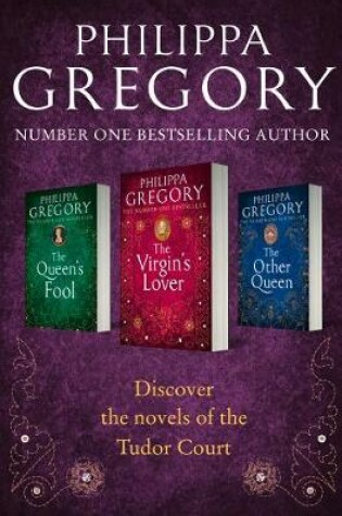 Cover of Philippa Gregory 3-Book Tudor Collection 2
