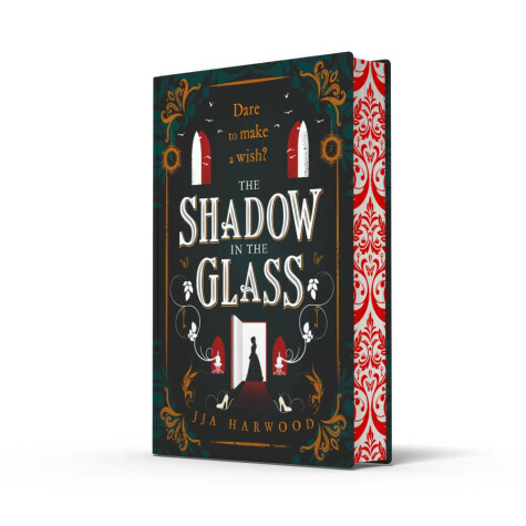 Cover of The Shadow in the Glass