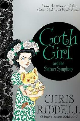Cover of Goth Girl and the Sinister Symphony