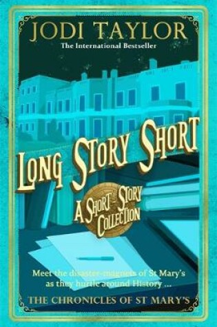 Cover of Long Story Short (short story collection)