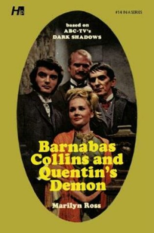 Cover of Dark Shadows the Complete Paperback Library Reprint Book 14