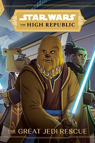 Cover of The Great Jedi Rescue