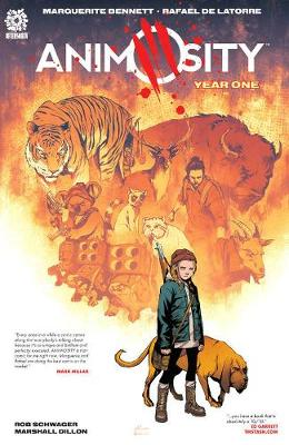 Cover of Animosity Hardcover Year One